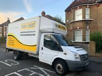 Removals & Storage | Man and Van services from £30 | Call us now a free quote | ALL London Locations