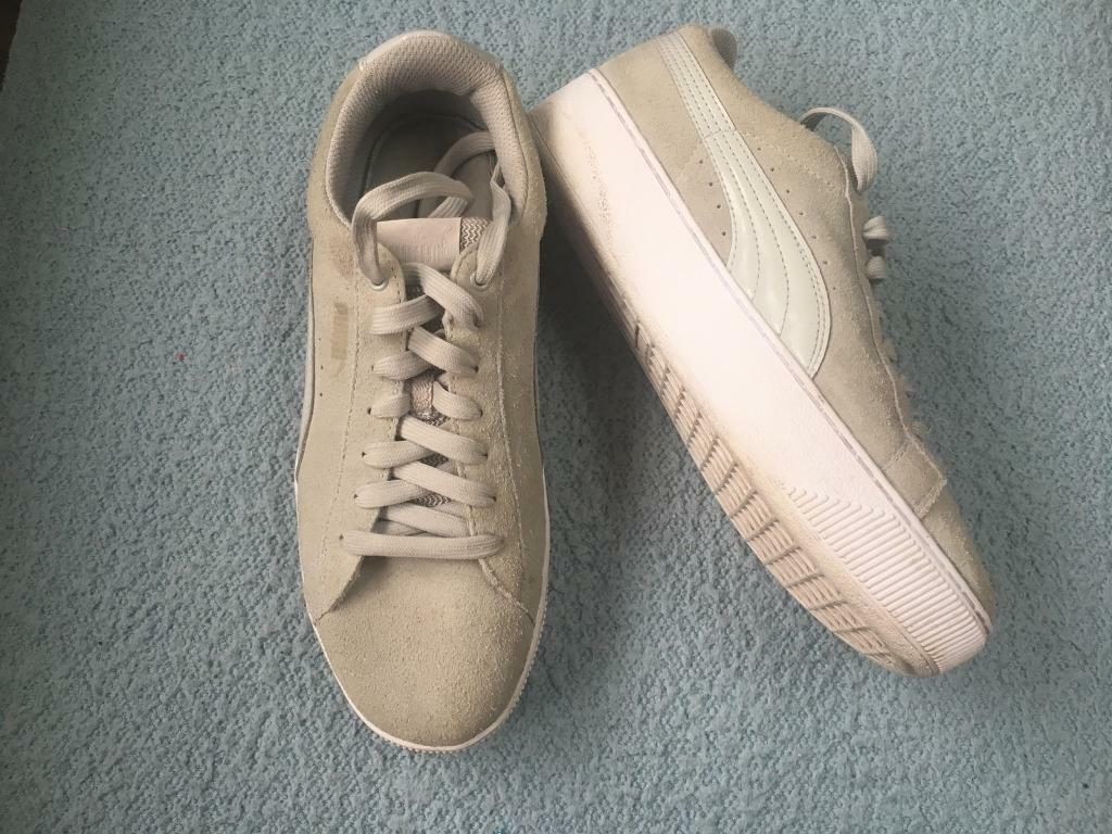Puma trainers size 7  111a0d7fdf6d