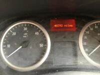 Vauxhall vivaro sportive LWB