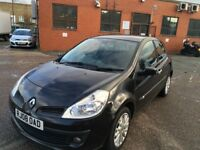 2008 Renault Clio Diesel Good and Cheap Runner with history and mot