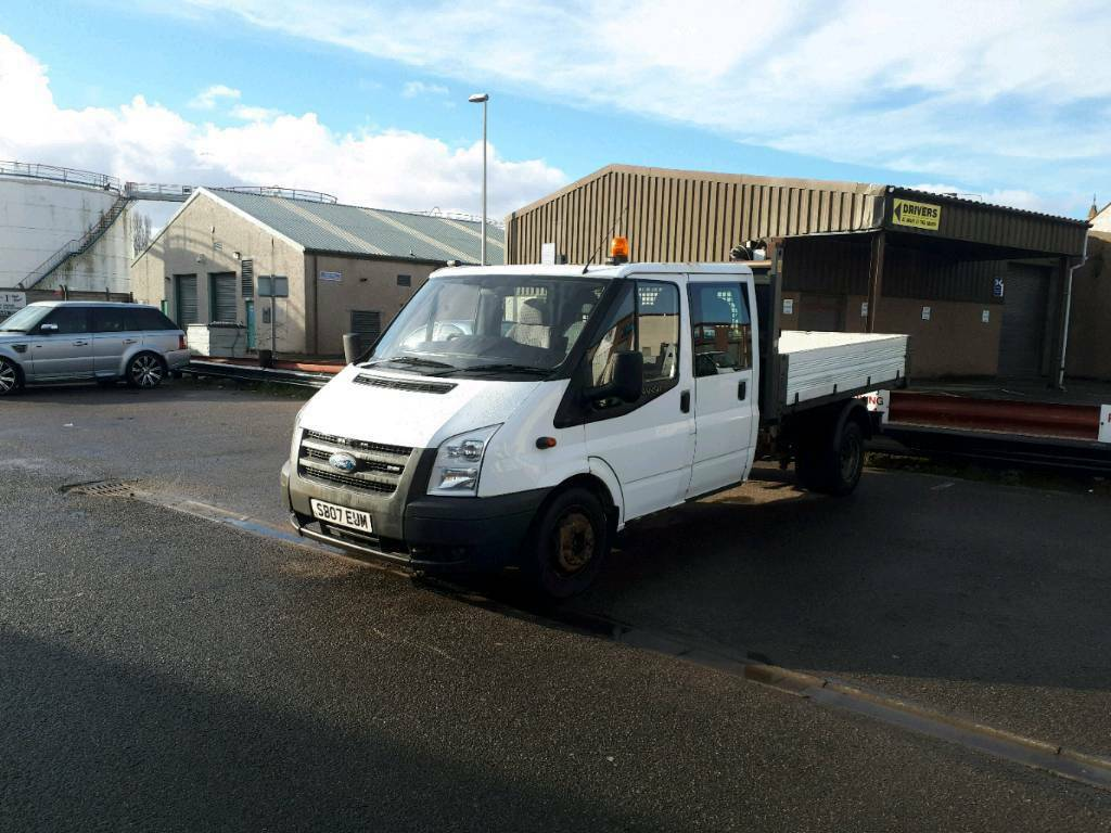 a288aab233eaed Ford transit tipper