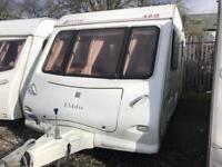 Elddis Avante 482 2 Berth Caravan WITH MOVER
