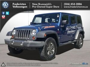 2010 Jeep Wrangler Unlimited Sport 4D Utility 4WD