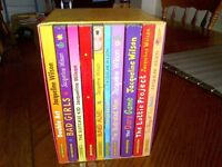 10 Jacqueline Wilson Boxed Book Set plus three extra
