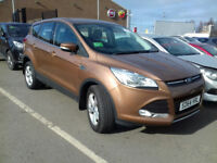 Ford Kuga ZETEC 2.0 TDCi only 13700 mls like new