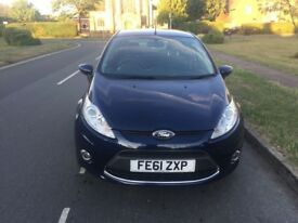 FORD FIESTA - 2011 - Diesel - Ready to Take