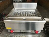 CATERING COMMERCIAL ELECTRIC CHARCOAL BBQ RESTAURANT GRILL CAFE KEBAB TAKE AWAY FAST FOOD KITCHEN