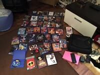 Ps2 console and 44 games