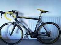 Like new Carrera TDF Men's Road Bike