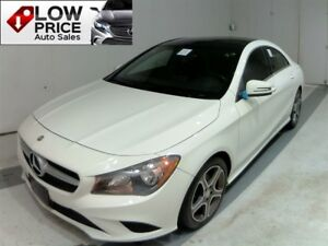 2014 Mercedes-Benz CLA-Class PanoramicRoof*Camera*HtdSeats&Warra
