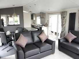 2 Bedroom 2017 Luxury Static Caravan for Sale at Camber Sands, Near Kent & East Sussex, 12 months