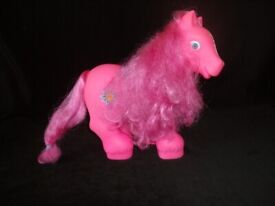 Large Pink Pony