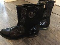NEW Beauty Girls Women's Boots Size 6 (EUR 39)