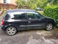 Renault Clio 1.2 2002 petrol