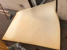 Large piece of thick and heavy foam!
