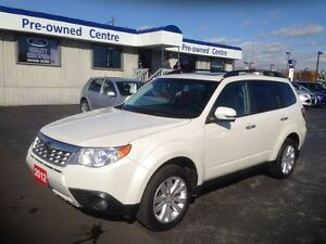 2012 Subaru Forester X Limited AWD