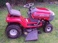 """Murray 200/116 Automatic ride on mower. Massive 46"""" cut with 20 HP engine"""