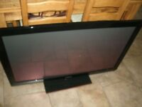 Samsung 50 inch TruSurround Plasma TV gwo