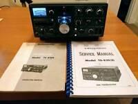 KENWOOD/TRIO TS-820 HF TRANSCEIVER