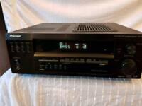 Pioneer VSX-D514 - Audio video multi-channel receiver no remote