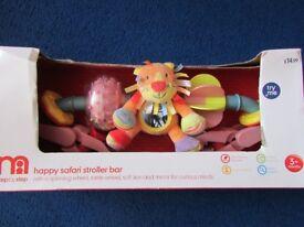 Buggy/Stroller Toy Bar