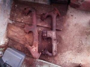 exhaust manifold pour gmc pickup 5.7