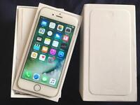 iPhone 6 02 / Giffgaff/ Tesco 64GB silver Excellent condition