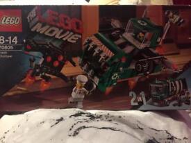 Lego Trash Chomper