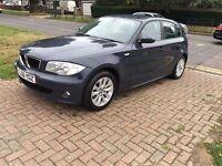 Newly Fully Serviced BMW 116i SE, 1.6, 12Months Warranty, Manual Petrol,Parking Sensors,Lighting Pkg