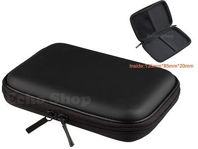 "HDD EVA Hard Case Pouch For 2.5"" SAMSUNG T5 External SSD"