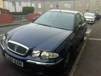Rover 45 Only 78000 miles