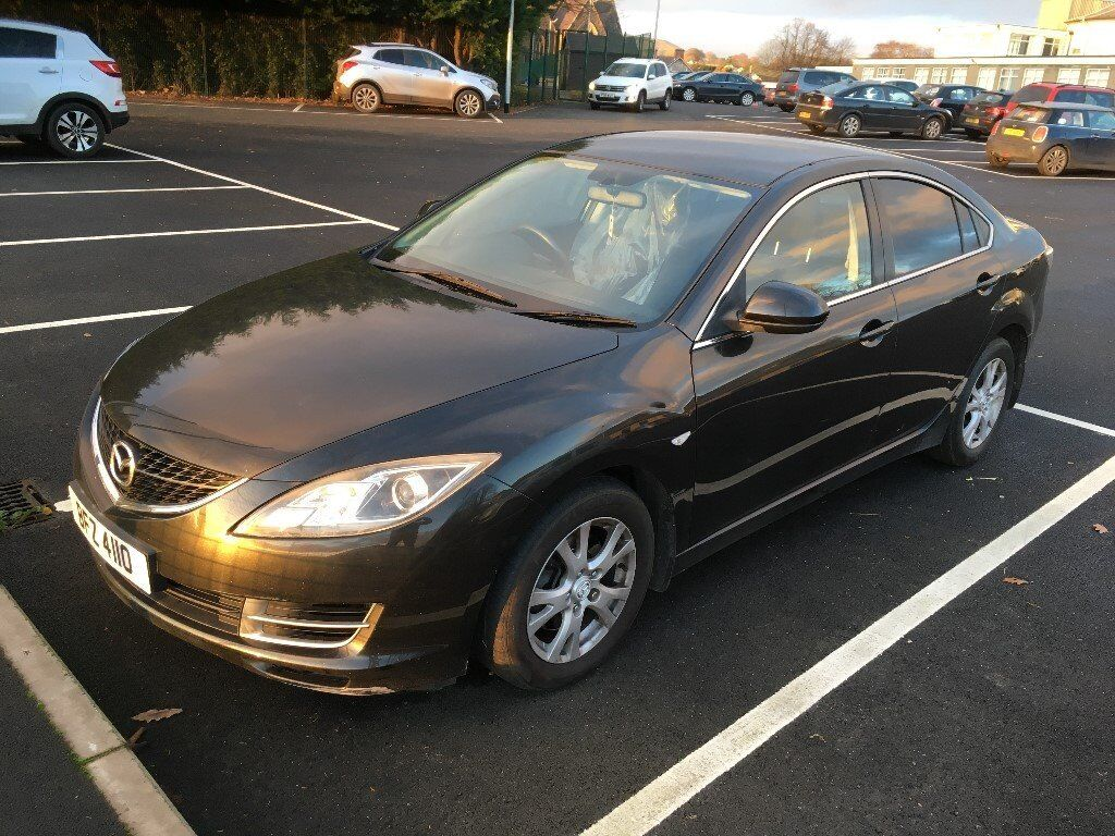 Mazda 6 for sale. Immaculate condition. 85000 miles. 1 year MOT