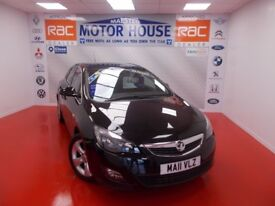 Vauxhall Astra SRI (A MUST FOR VIEWING!!) FREE MOT'S AS LONG AS YOU OWN THE CAR!!! (black) 2011