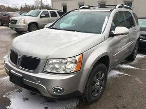 2007 Pontiac Torrent CALL 519 485 6050 CERT AND E TESTED