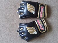 Fighters only 4 Oz. MMA gloves Size S/M