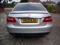 Mercedes-Benz E Class 2.1 E250 CDI BlueEFFICIENCY Sport 7G-Tronic Plus 4dr (start/stop)