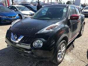 2016 Nissan Juke SL | LEATHER | NAV | SUNROOF | ONLY 1,800 KMS |