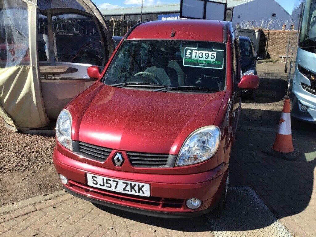 Sold sold Renault, KANGOO, MPV, 2007, Other, 1598 (cc), 5 doors