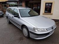 Peugeot 406 Estate 1.9 Diesel
