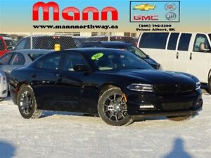 2017 Dodge Charger SXT | AWD, Navigation, Sunroof, Remote start.