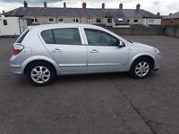 2005 Vauxhall Astra 1.4 Mot to March 2018