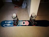 Snowboard Package Deal