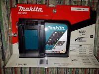 Makita New Genuine DC18RC Li-ion 7.2V-18V Fast Battery Charger 240V Charge BL1813 to 1860 2017 model