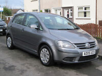 volkswagen golf plus s1.9 tdi