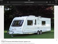 Caravan space available