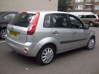 FORD FIESTA 1.2 FACELIFT MODEL 56 REG #### PERFECT FIRST CAR #### £1150 ONLY