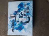Diesel only the brave gift box
