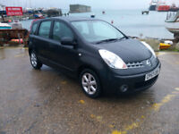 Nissan Note Low Insurance Group Service History New MOT