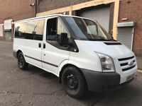 Ford Transit 2007 2.2 TD 280 S Bus 5 door (9 Seat) 3 MONTHS WARRANTY, NO VAT, BARGAIN