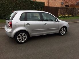 VW Polo 1.9 tdi sport, 5 door, full MOT and Serv History - VGC,